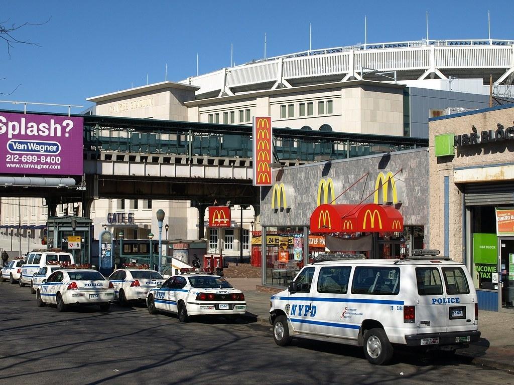161St Street / Yankee Stadium Subway Station, Bronx, New Y for Yankee Stadium Subway