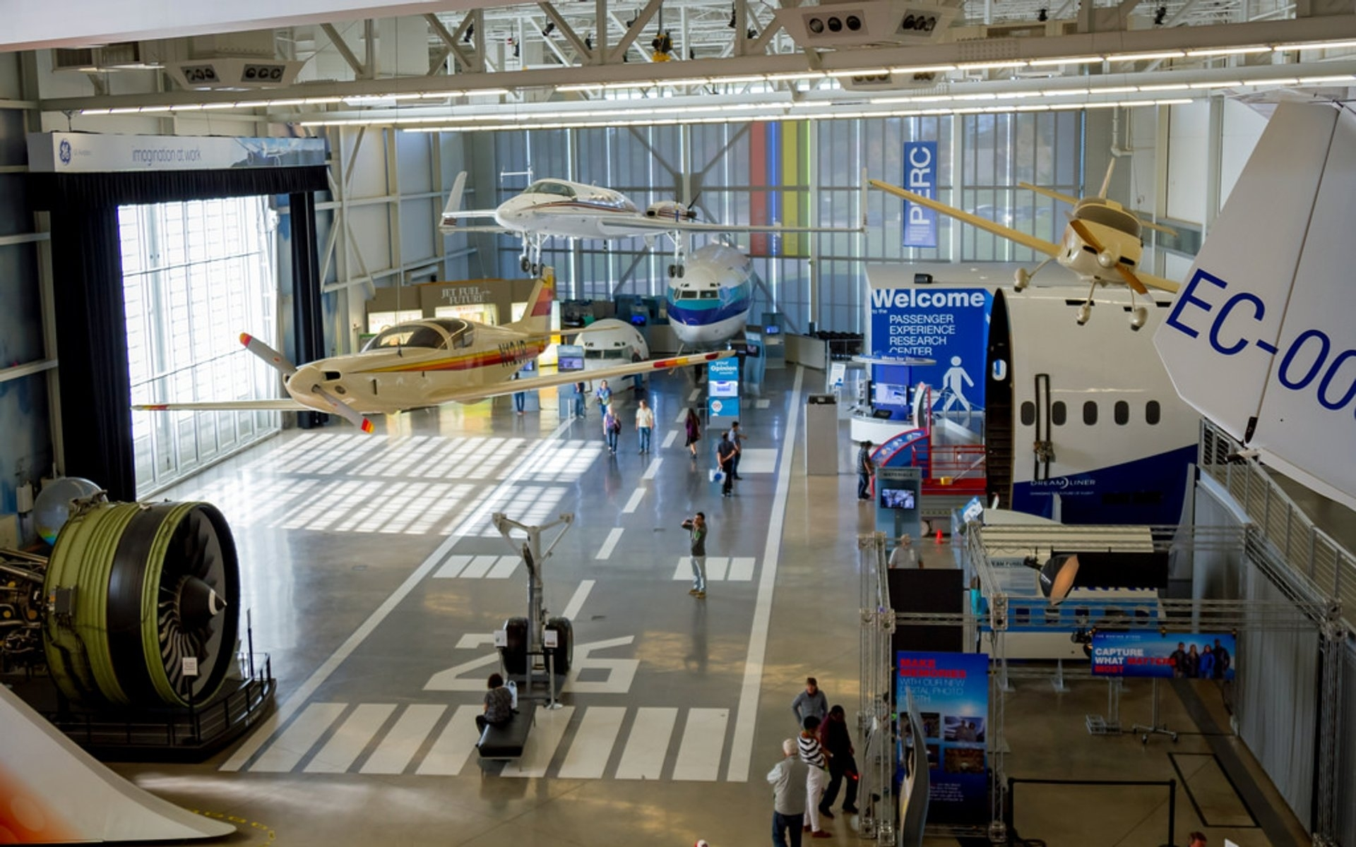 Best Time For Boeing Factory In Seattle 2019 - Best Season & Map with Boeing Factory Tour Map