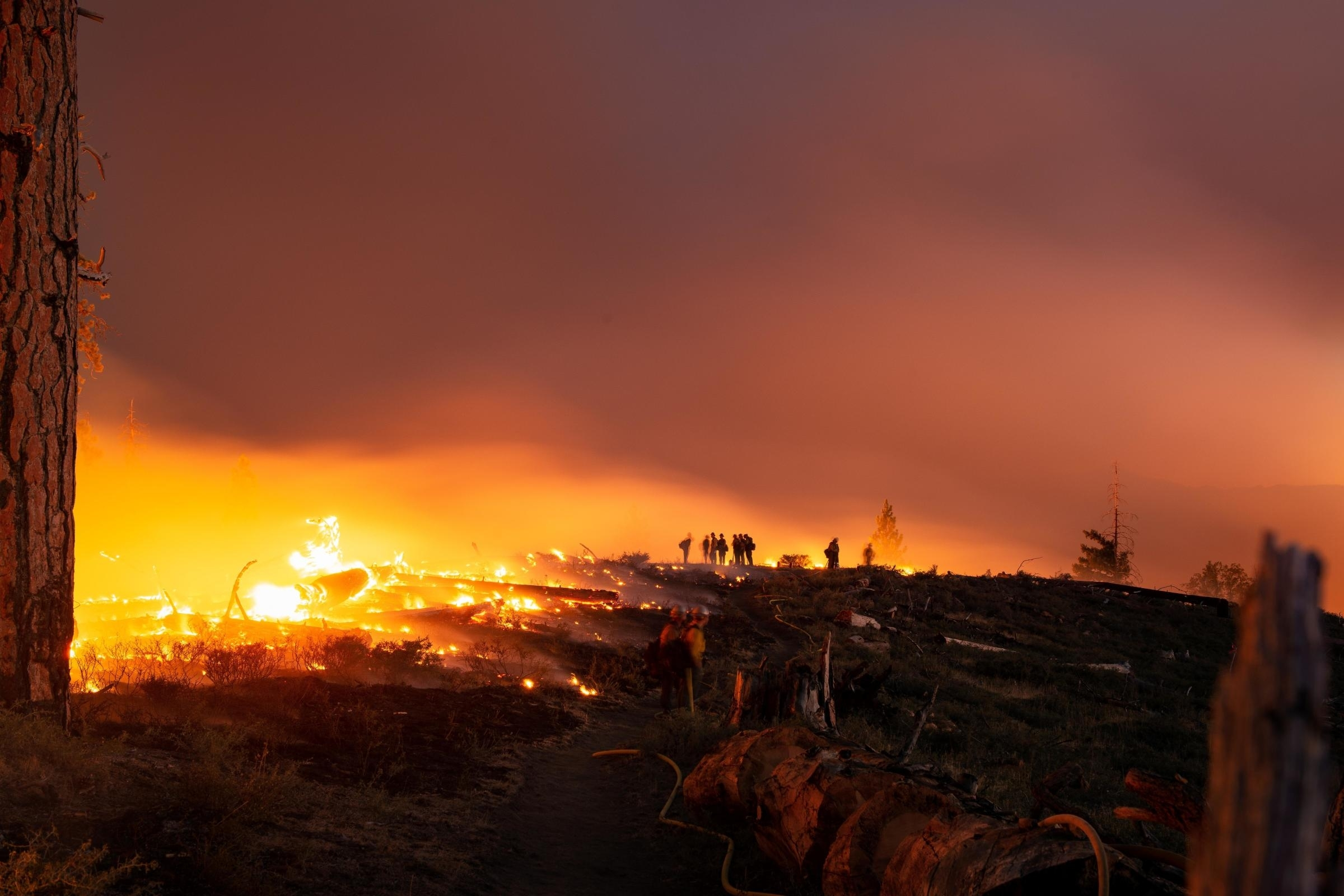 California Wildfires: The Biggest Fires Currently Burning In throughout Burning Fires In Northern California
