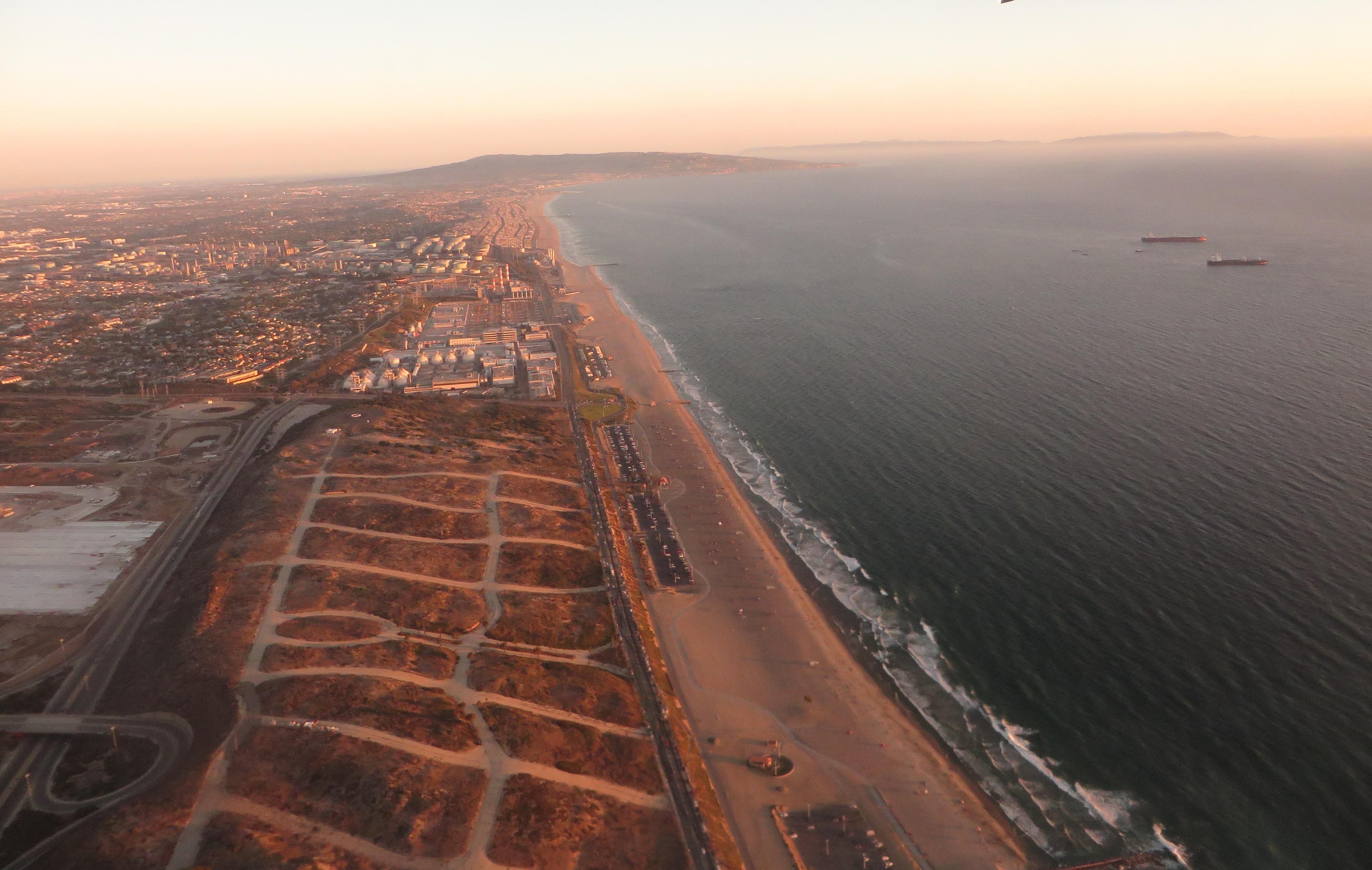 Datei:el Segundo, California Aerial – Wikipedia within Boeing El Segundo Facility Map