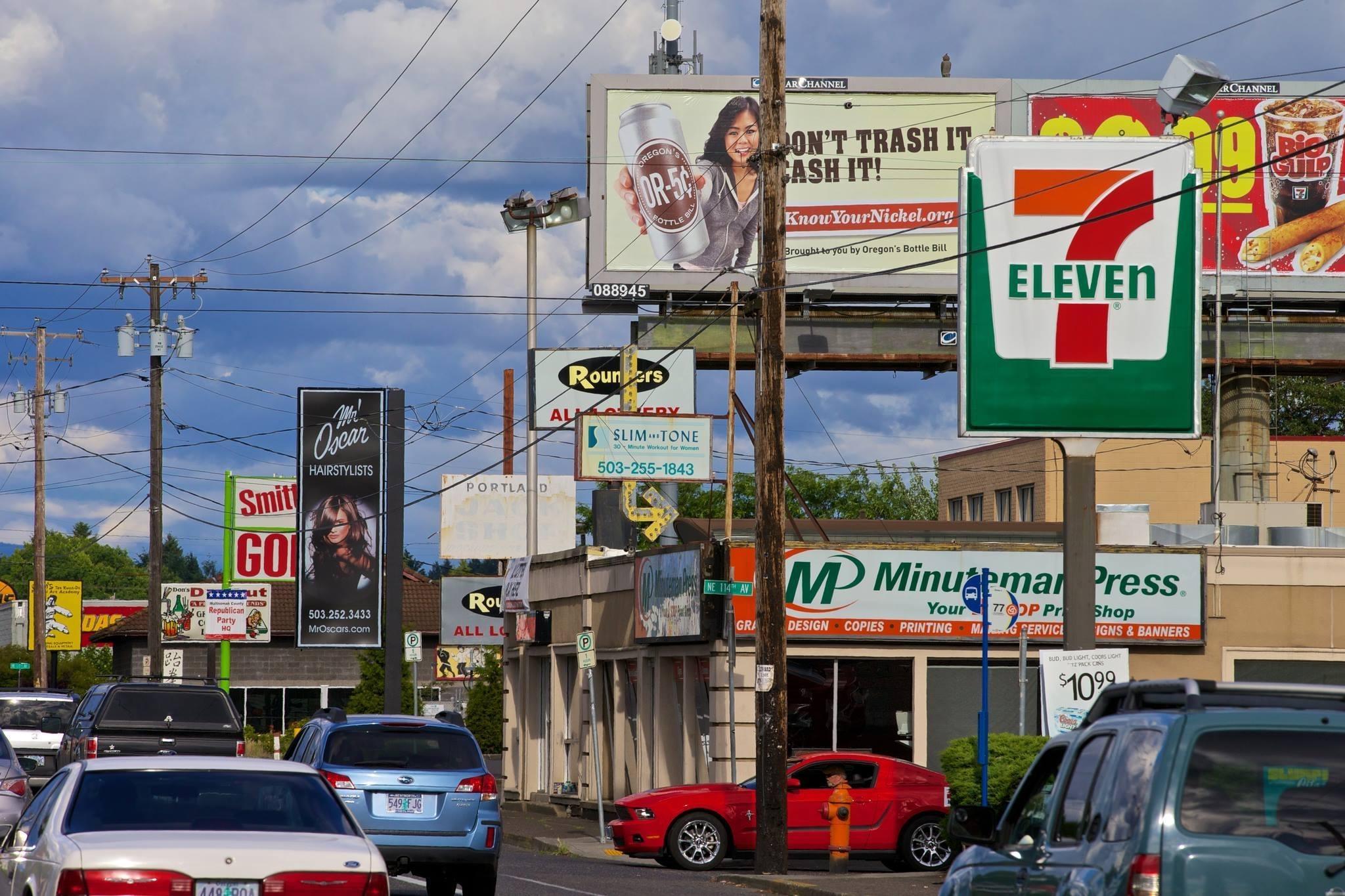 East Portland: Despite Efforts, Plans And Money, Lasting for Portland Ghettos