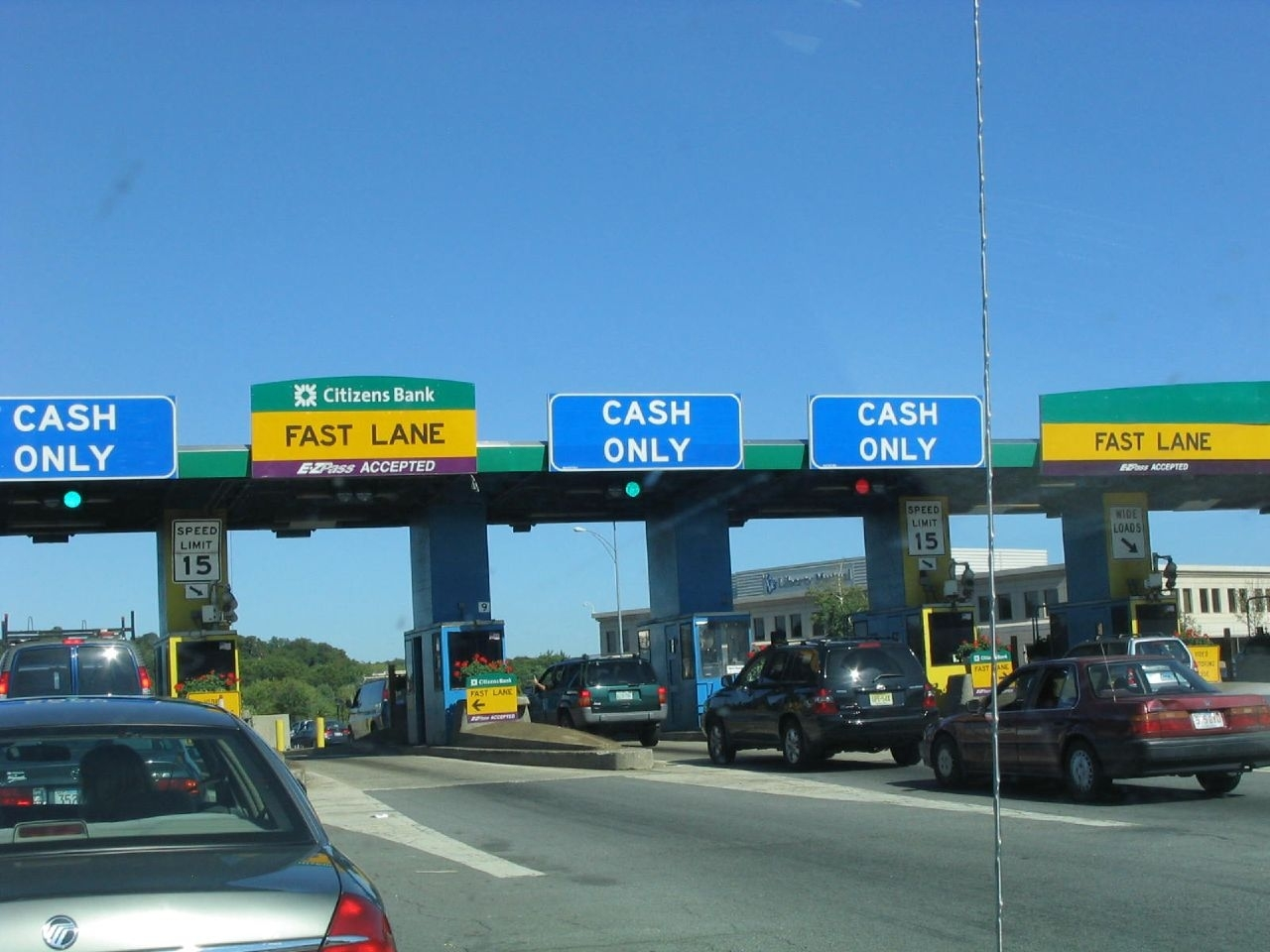 Massachusetts To Implement All-Electronic Toll-Taking in Los Angeles Toll Pass