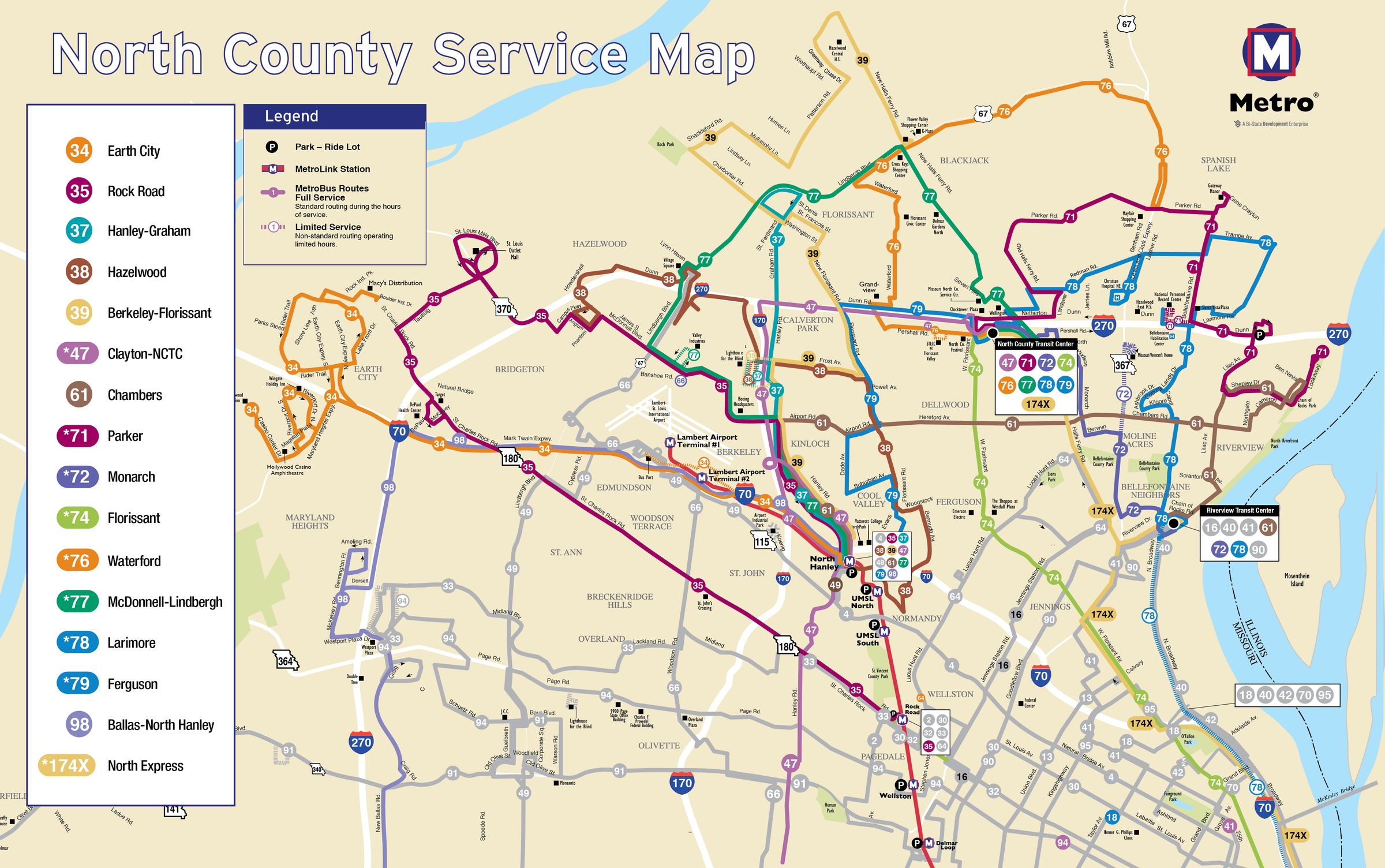 Metro Expands Footprint In North St. Louis County | St with regard to Boeing St. Louis Facility Map