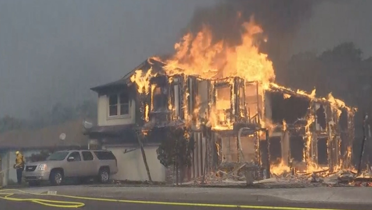 Northern California Fires: Thousands Of Acres Scorched In with regard to Fires Yuba City California