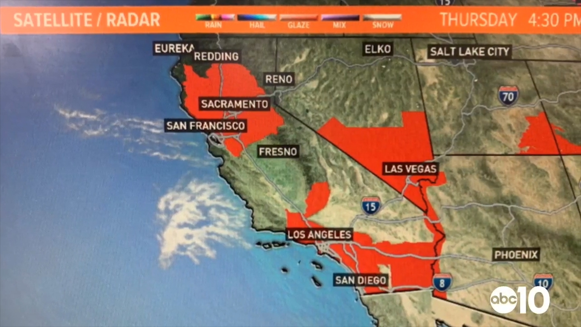 Red Flag Warnings Continue For Southern California Fires regarding Fires Around Los Angeles Map