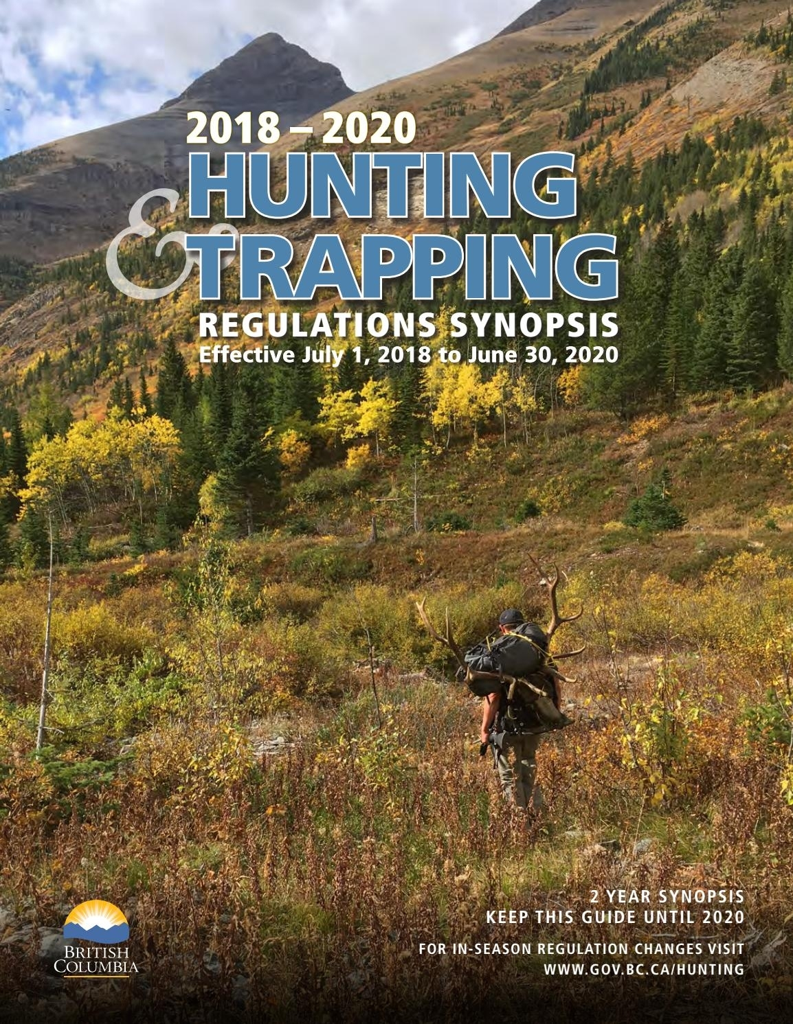 Special Features - 2018-2020 Hunting And Trappingblack pertaining to G21 Zone California Deer Hunt Map