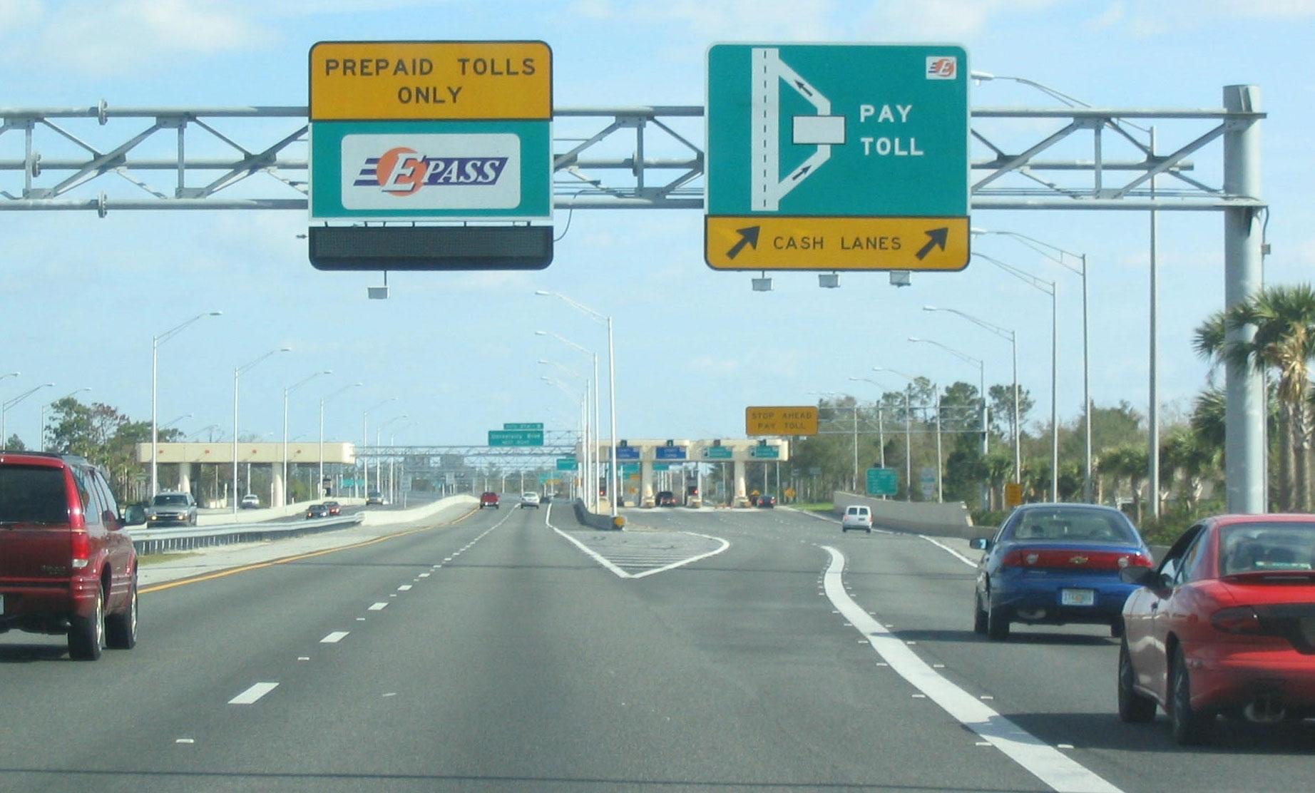 Toll Road - Wikipedia regarding Types Of Toll Road Passes In California