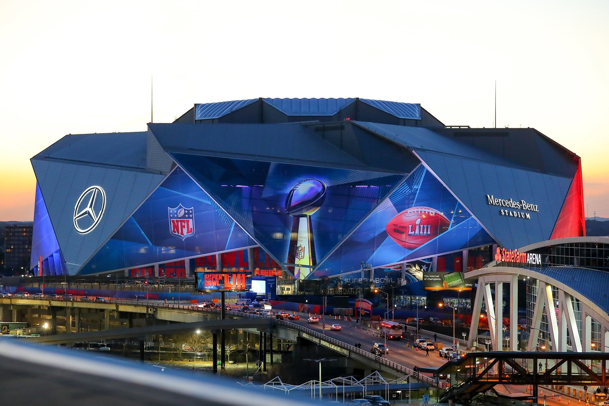 10 Super Bowl 2019 Stats That Will Astonish You pertaining to Super Bowl 2019 City