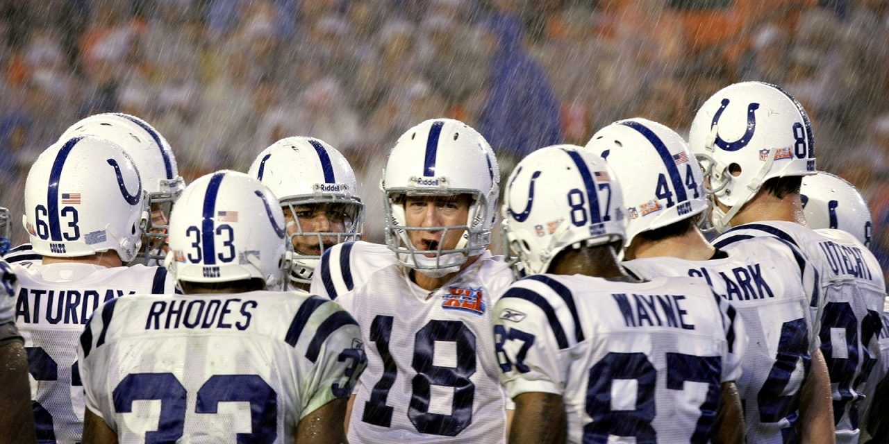 11 Years Ago, The Colts Knocked Off The Bears 29-17 To Win in Bears Super Bowl 2007