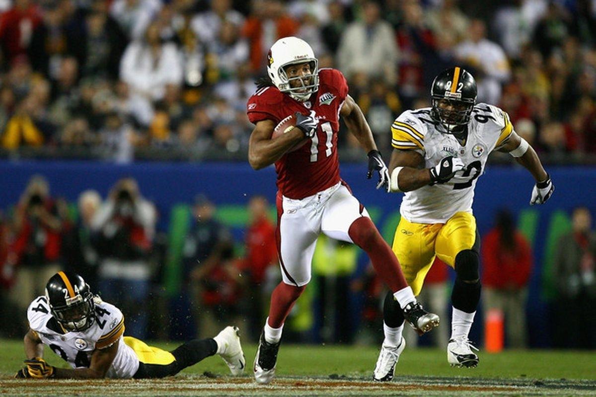 2-6-11: Arizona Cardinals Bird Droppings - Revenge Of The Birds for Larry Fitzgerald Super Bowl