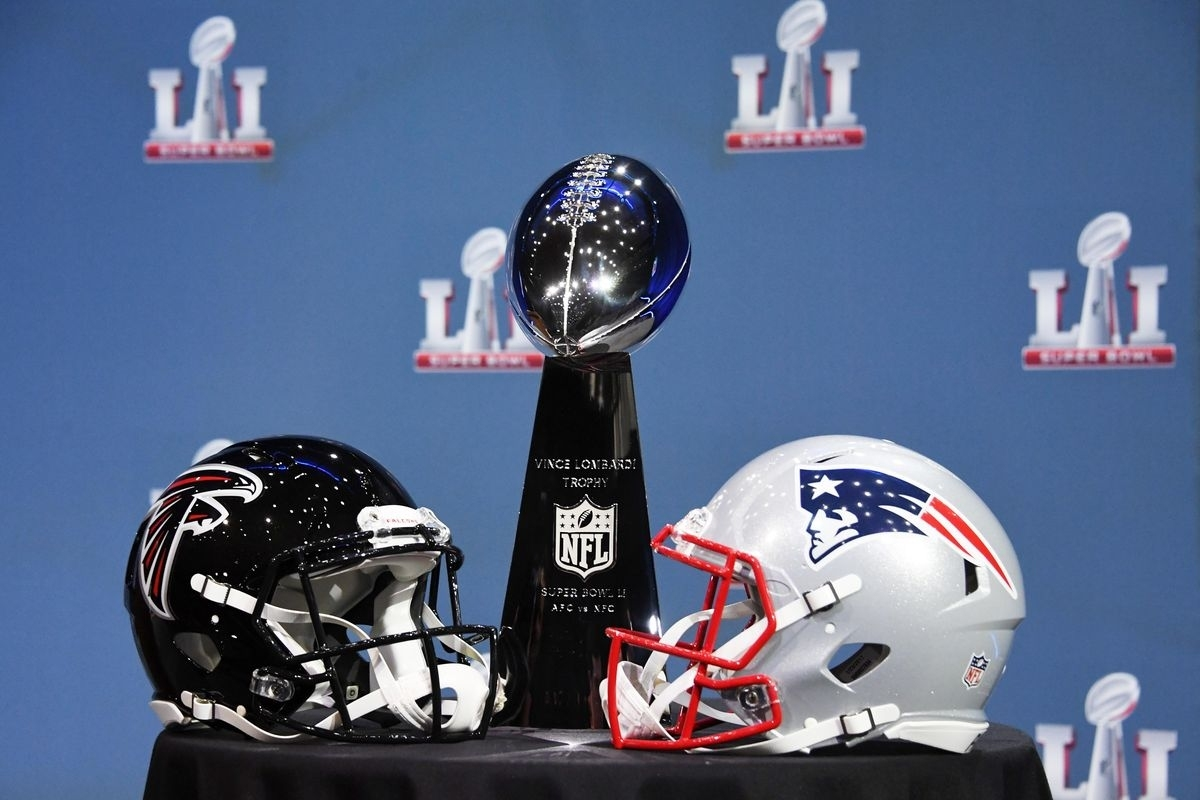 2017 Super Bowl Preview: Atlanta Falcons Vs. New England throughout Falcons Patriots Super Bowl