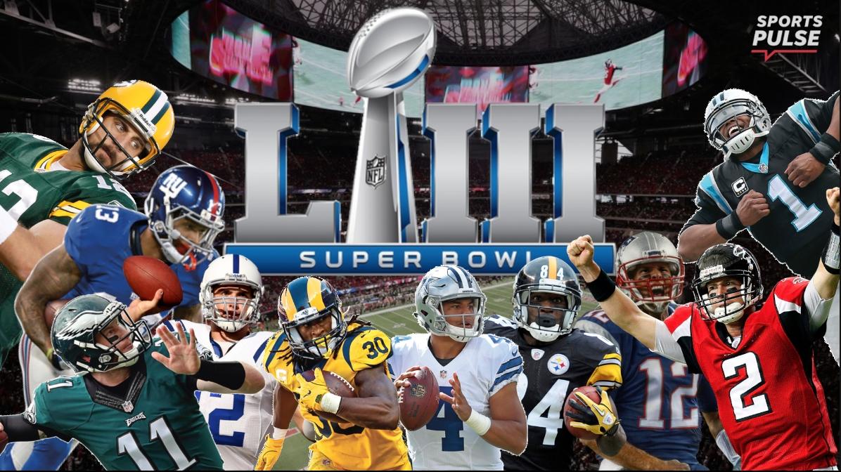 2018 Nfl Season Predictions: Who's Winning Super Bowl Liii? in Last Year Super Bowl 2018