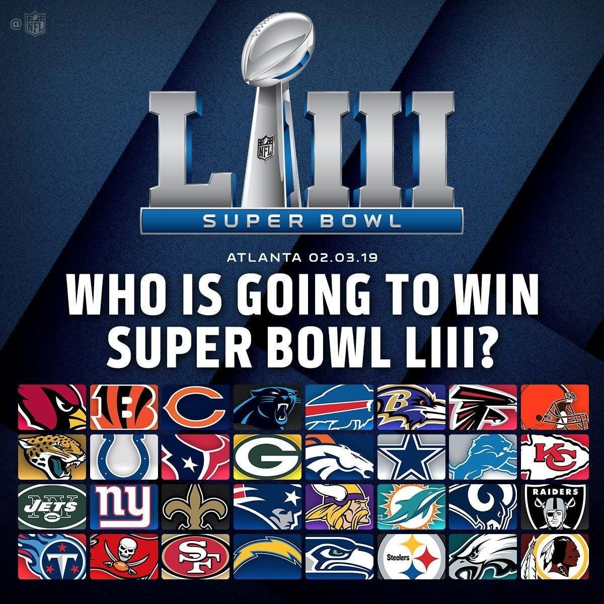 2019 Nfl Super Bowl Liii In Da Atl! At Doubletreehilton within 2019 Nfl Super Bowl