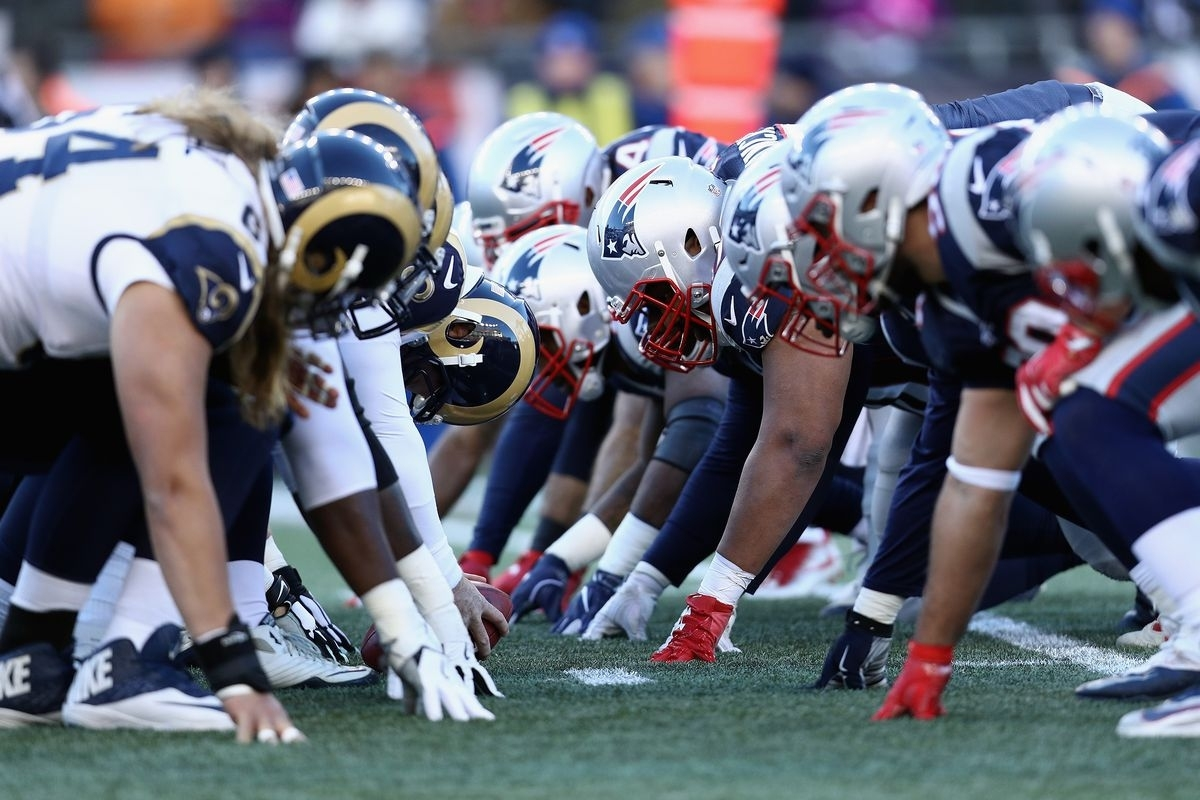 2019 Super Bowl: 5 Early Things To Know About Patriots Vs within Rams And Patriots 2019