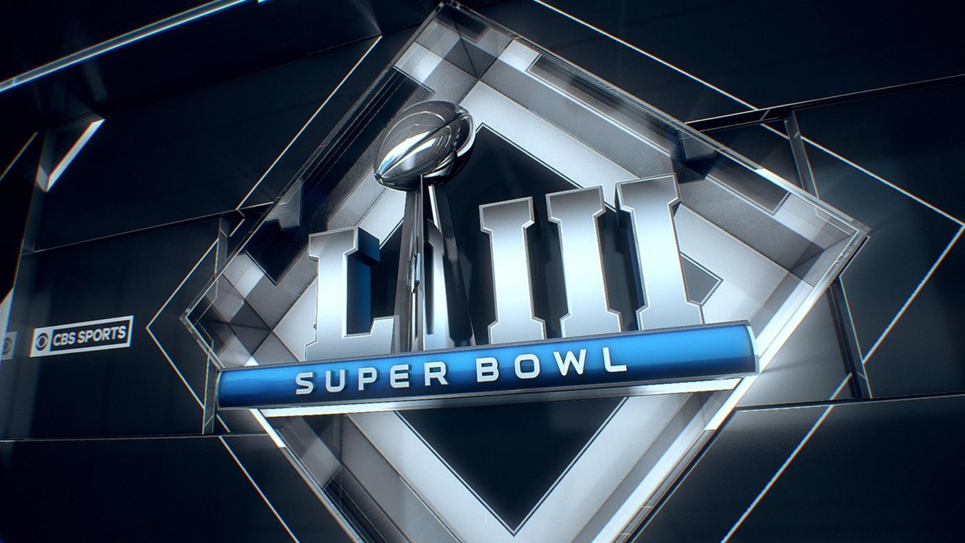 2019 Super Bowl On Cbs // Pitch Frames On Behance regarding Cbs Super Bowl 2019