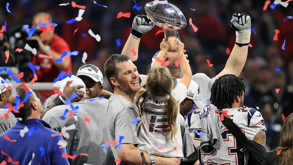 2019 Super Bowl: Tom Brady Wins Record Sixth Title, And He's pertaining to Super Bowl 2019 Tom Brady