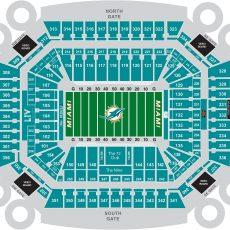 2020 Super Bowl Seating Chart | February 2, 2020 | Fan regarding Super Bowl Seat Map