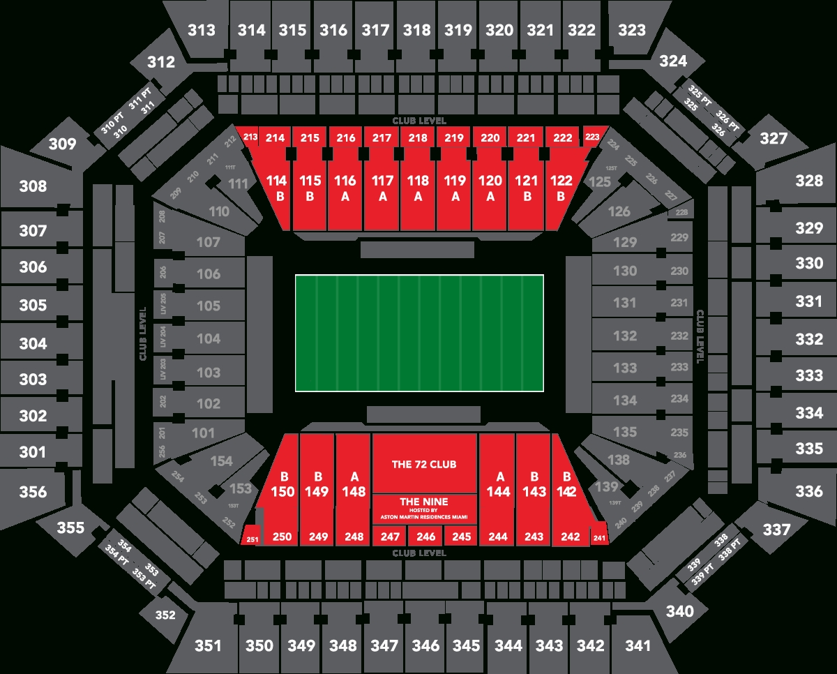 2020 Super Bowl Tickets - Super Bowl Packages | Hof Experiences inside Super Bowl Liii Seating Chart