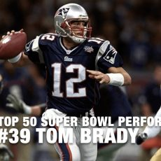 #39: Tom Brady's First Super Bowl (Xxxvi) Highlights | Top 50 Super Bowl  Performances inside Tom Brady First Super Bowl