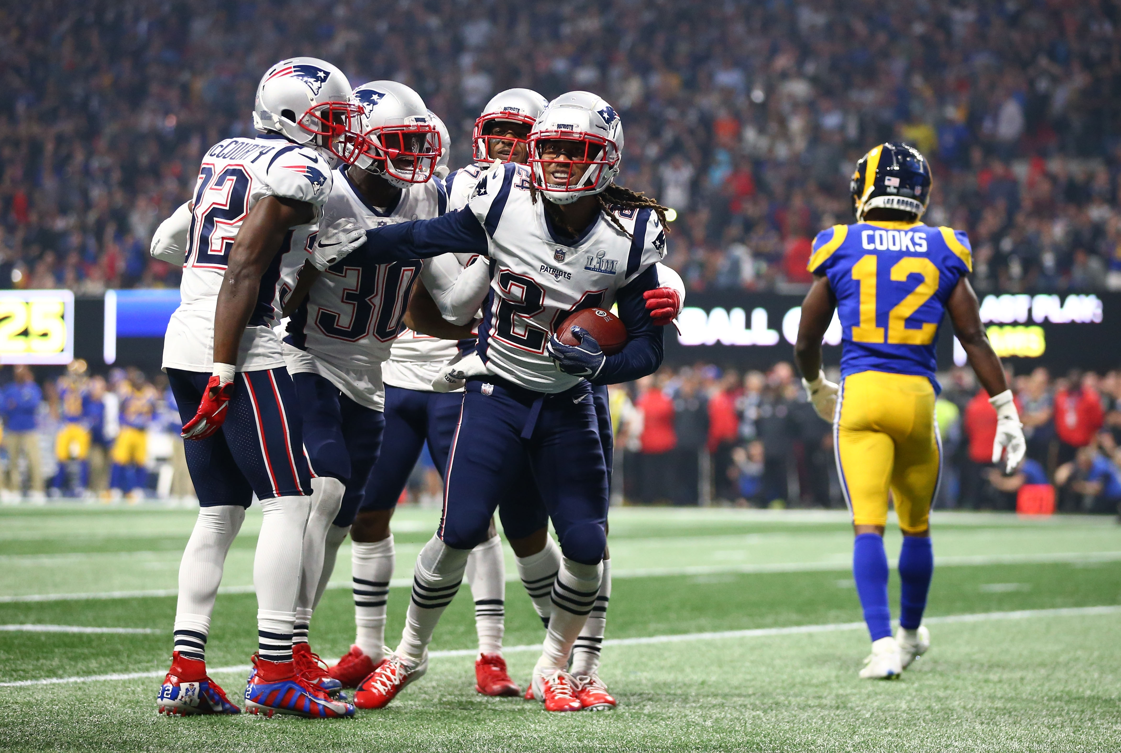4 Biggest Takeaways From The Patriots' Super Bowl Victory in Pats Rams Super Bowl