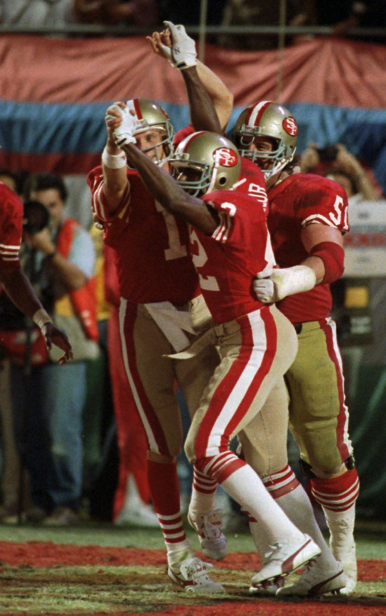 5 Rings: 49Ers Undefeated In Super Bowls - Sfgate with San Francisco 49Ers Nfl Championships 1989