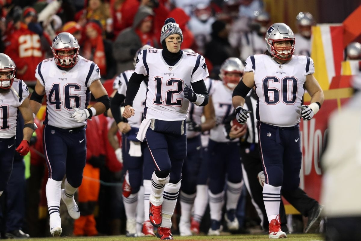A Patriots-Rams Super Bowl Is Going To Be Fun, We Promise regarding Pats Rams Super Bowl
