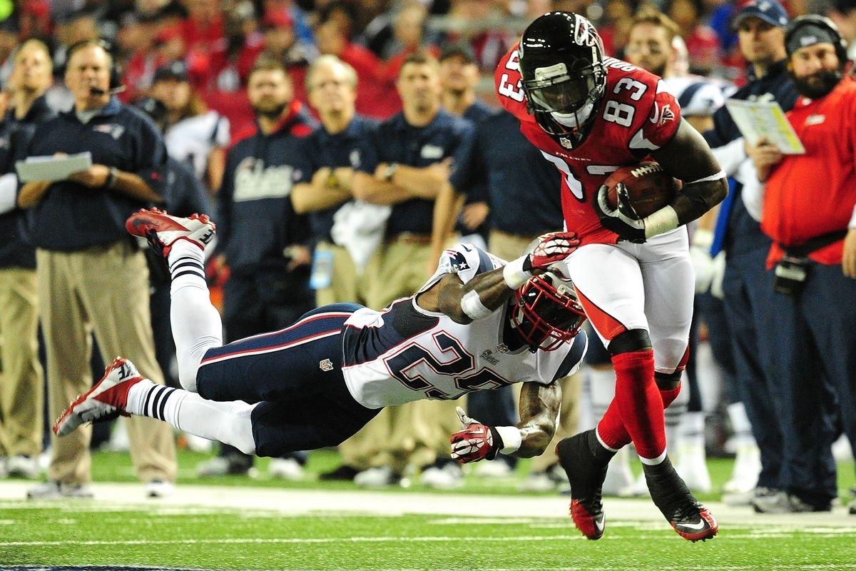A Patriots Vs. Falcons Super Bowl Makes It Easy For Fans To regarding Patriots Falcons Super Bowl