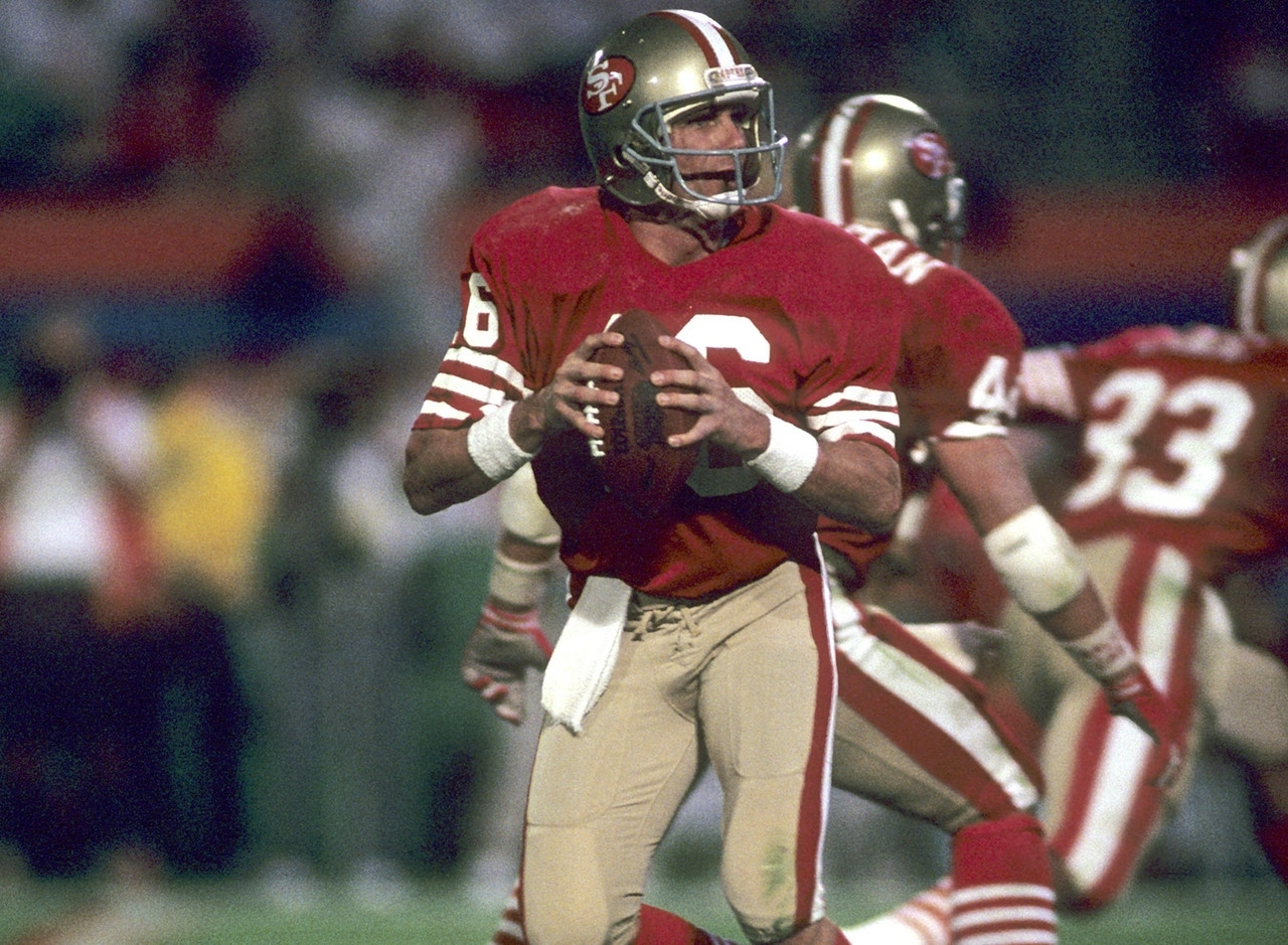 All-Time Team - San Francisco 49Ers | Nfl with regard to San Francisco 49Ers Nfl Championships 1985