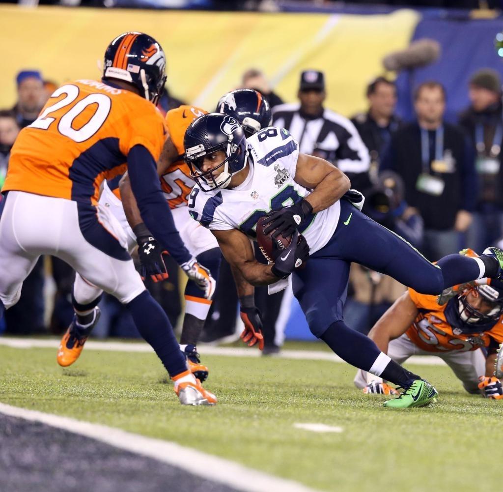 American Football : Seattle Seahawks Gewinnen Den 48. Super throughout Seahawks Broncos Super Bowl