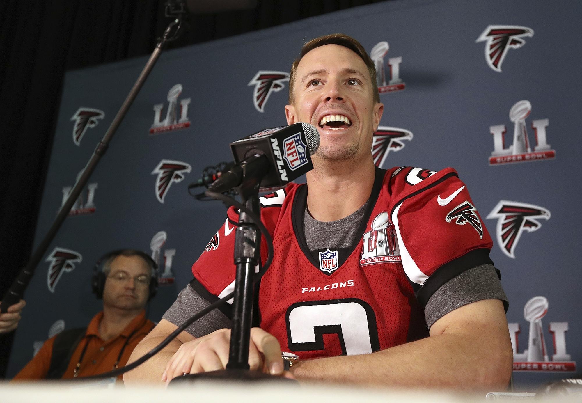 Atlanta Falcons' Matt Ryan Voted Mvp – East Bay Times with Vote For Mvp Super Bowl 50