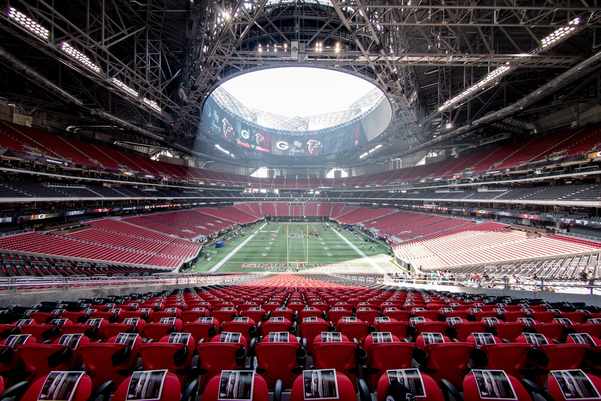 Atlanta Super Bowl Liii Host Committee Announces Official for Super Bowl 53 Fan Map