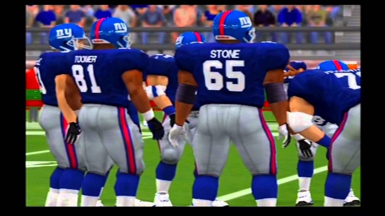 Baltimore Ravens Vs New York Giants Pretend Super Bowl 35 Madden Nfl 2001 with regard to Ravens Giants Super Bowl