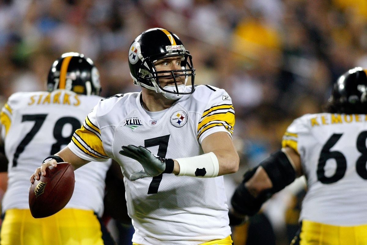 Ben Roethlisberger Being On The Lower End Of Qb Rankings Is pertaining to Ben Roethlisberger Super Bowl