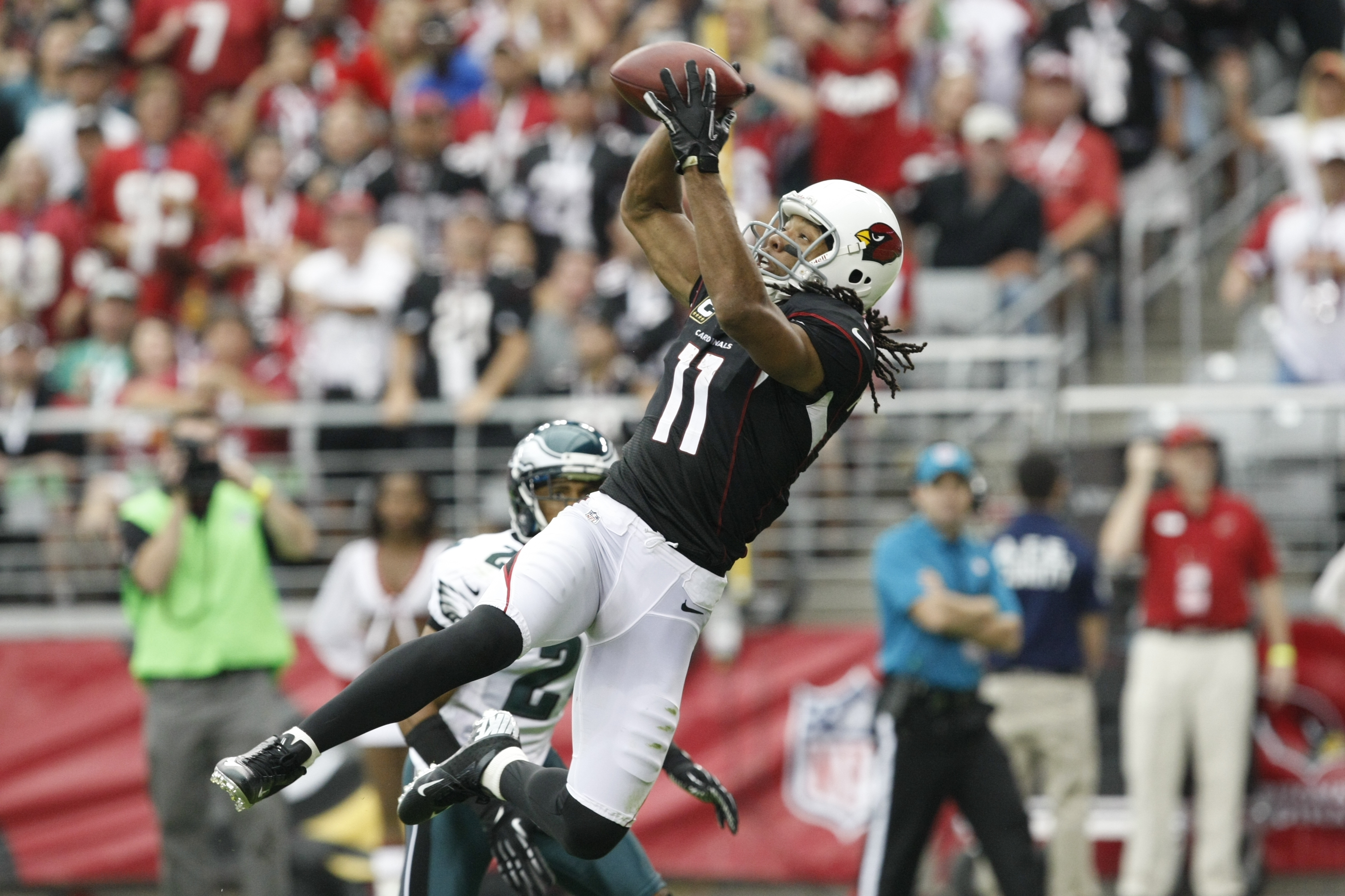 Best Images Of Larry Fitzgerald's Td Catches, 15 Years After for Larry Fitzgerald Super Bowl
