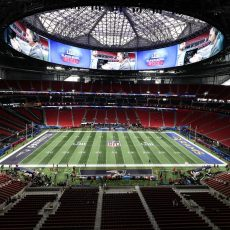 Best Photos Of Super Bowl Liii | Nfl inside Atlanta Stadium Super Bowl Seating