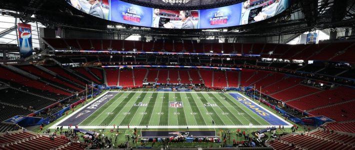 Best Photos Of Super Bowl Liii | Nfl within Super Bowl Stadium Seating Capacity