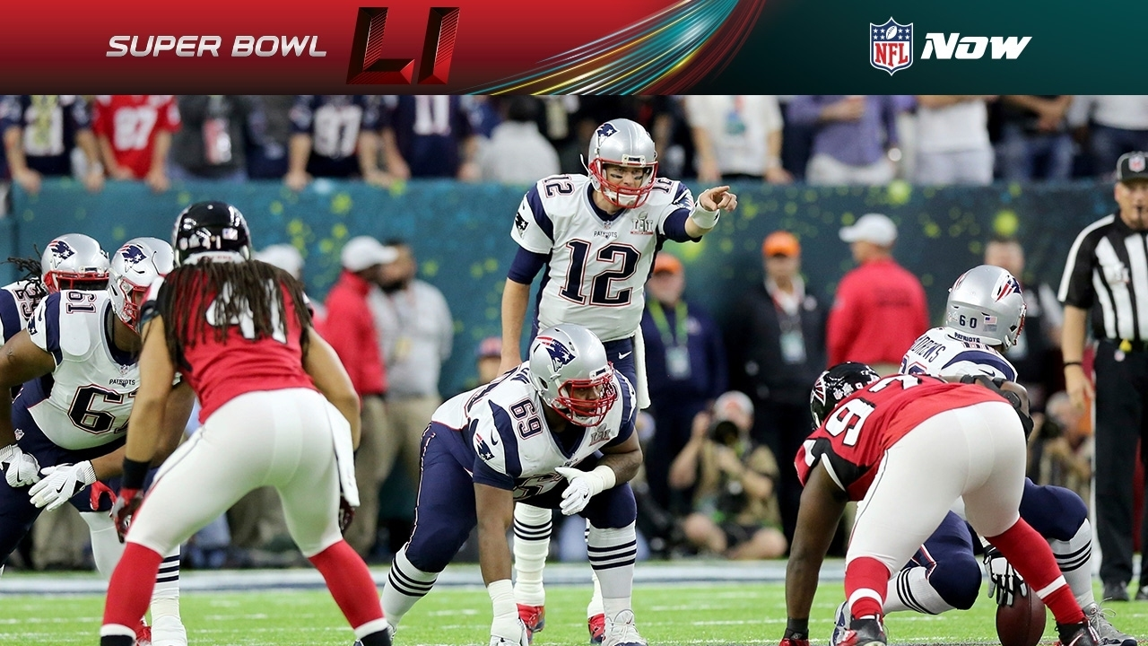 Best Radio Calls From Super Bowl Li (Patriots Vs. Falcons) | Nfl Now |  Homer & Away with Falcons Patriots Super Bowl