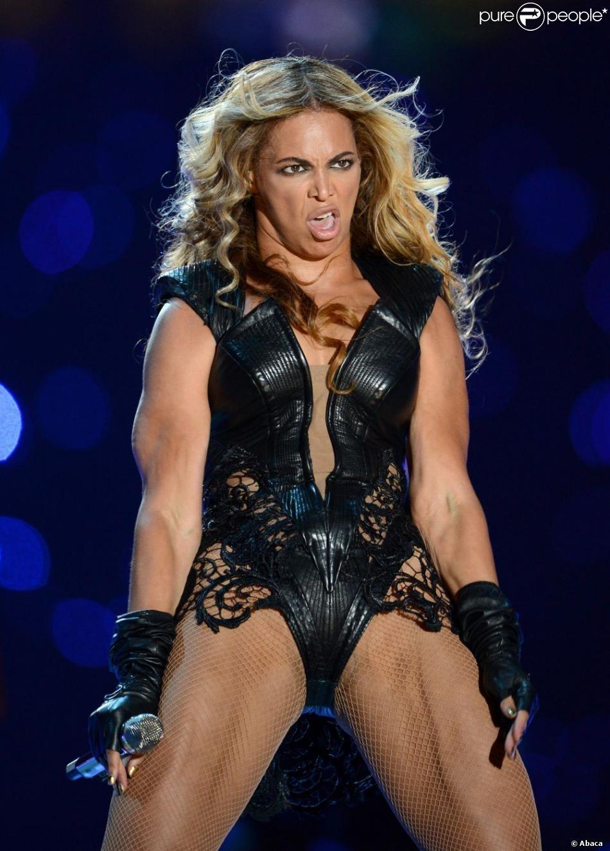 Beyoncé Au Super Bowl : Un Show D'enfer Mais Des Photos intended for Beyonce Super Bowl 2013