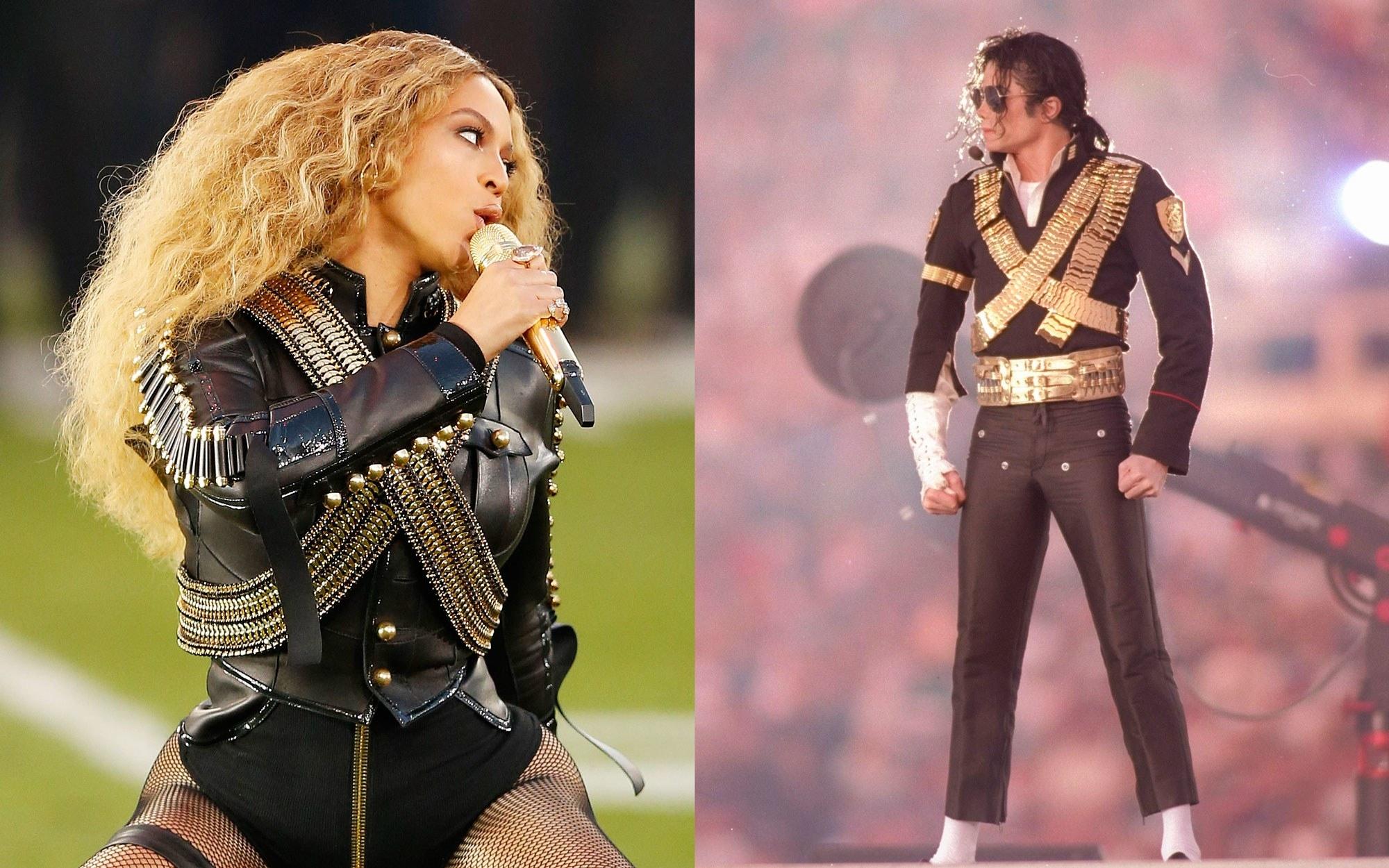Beyoncé Channels Michael Jackson For The Super Bowl 50 for Michael Jackson Super Bowl