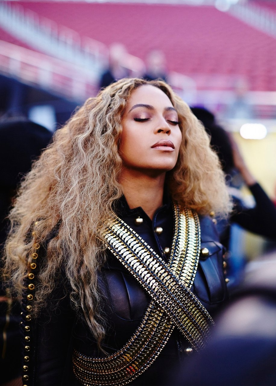 Beyoncé: Super Bowl 50: Wardrobe with regard to Beyonce Super Bowl 2016