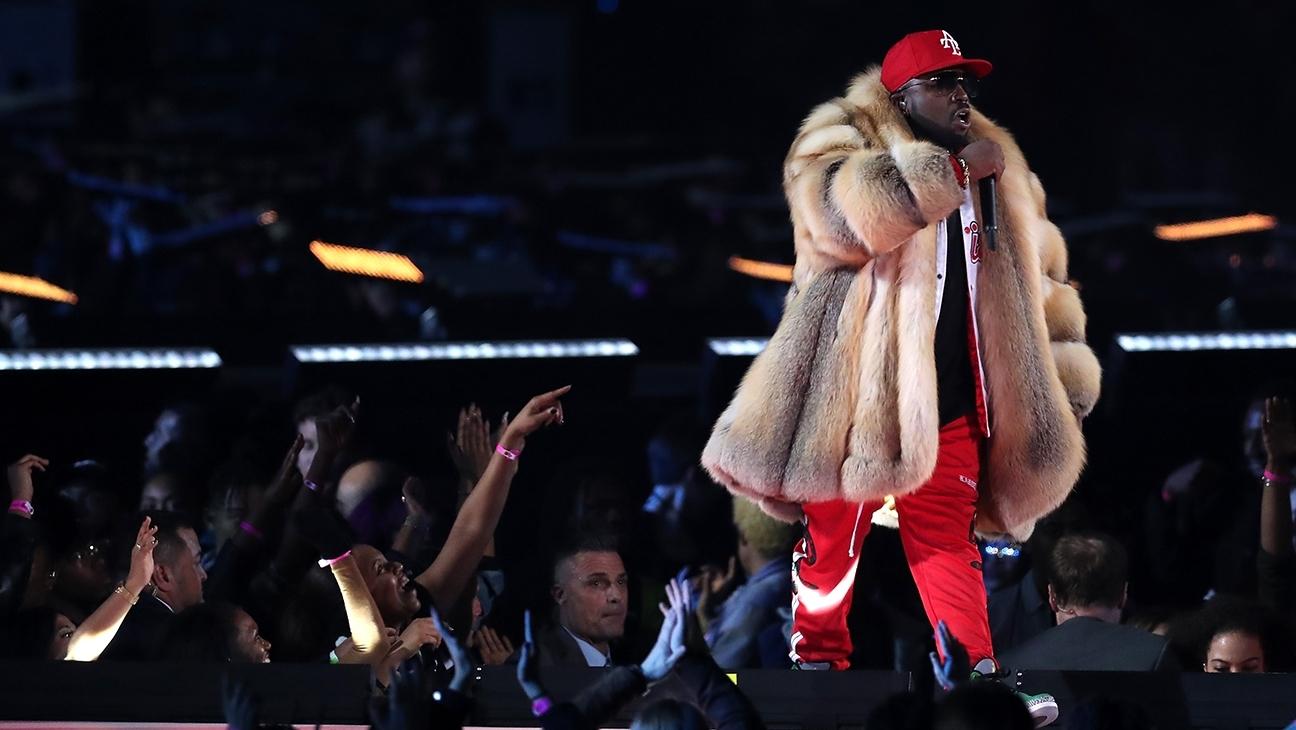 Big Boi Performs At Super Bowl Halftime Show | Hollywood inside Big Boi Super Bowl 2019