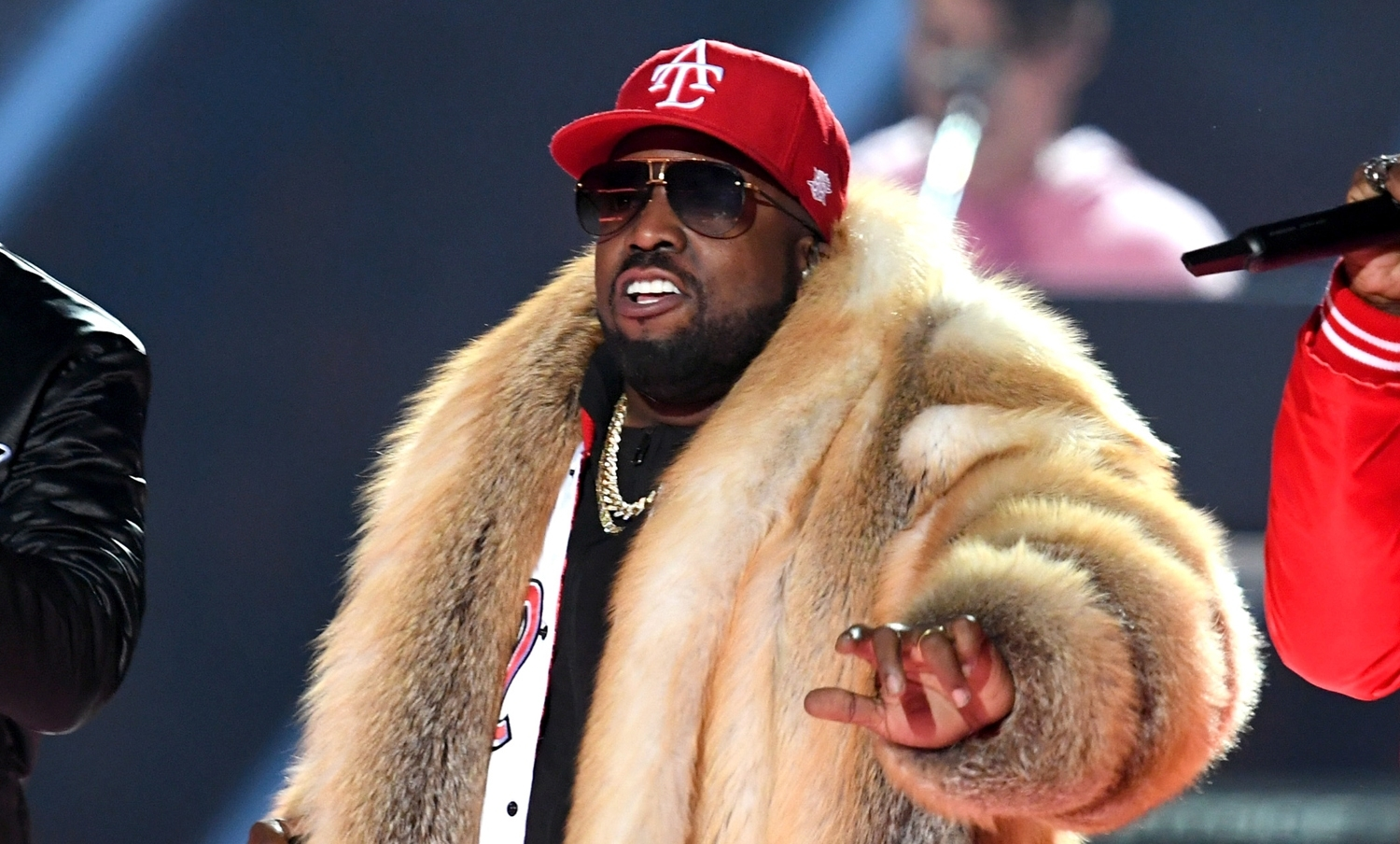 Big Boi Performs 'the Way You Move' At Super Bowl 2019 intended for Big Boi Super Bowl 2019
