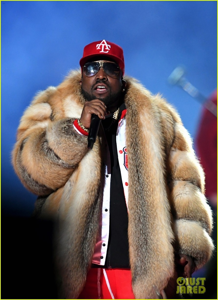 Big Boi Performs 'the Way You Move' At Super Bowl 2019 within Big Boi Super Bowl 2019