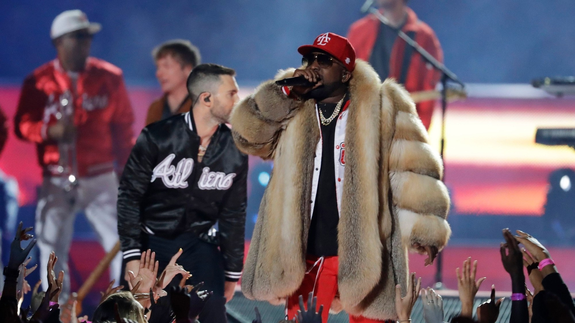 """Big Boi Revives Outkast-Era Hit """"The Way You Move"""" With Help throughout Big Boi Super Bowl 2019"""