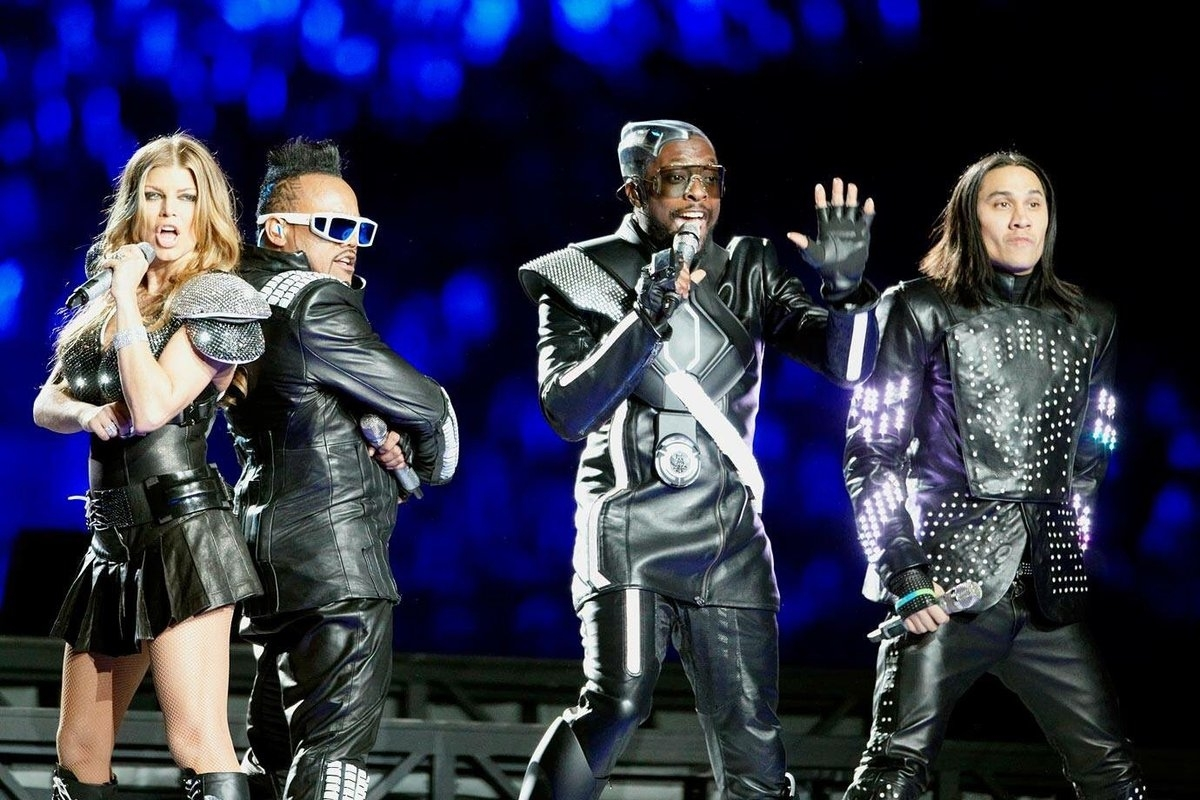 "Black Eyed Peas On Twitter: ""throwback To #superbowl 2011 intended for Black Eyed Peas Super Bowl"