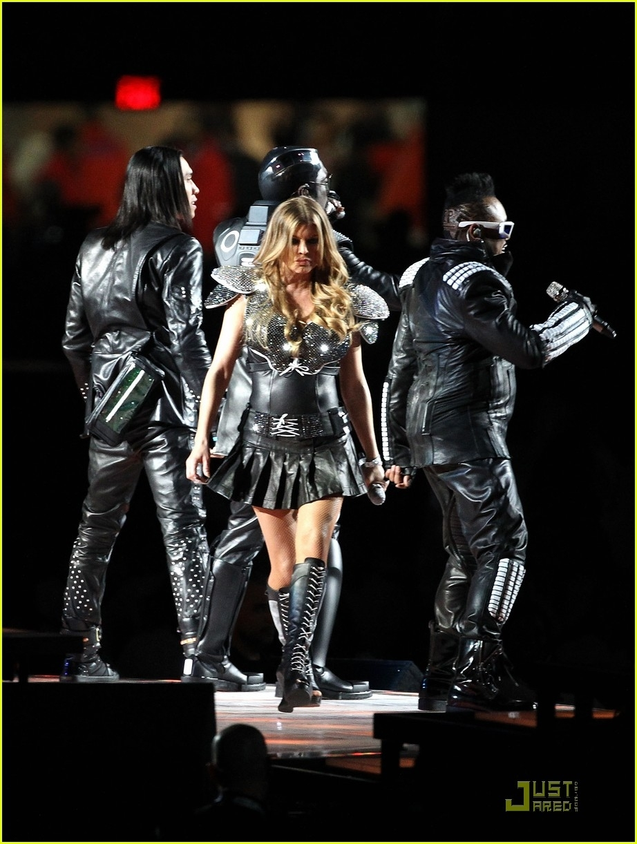 Black Eyed Peas: Super Bowl Halftime Show!: Photo 2517426 pertaining to Black Eyed Peas Super Bowl
