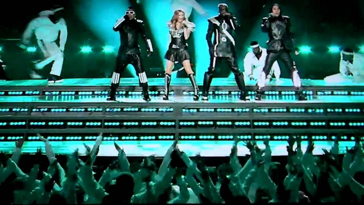 Black Eyed Peas @ Super Bowl Xlv Half Time Show In Hd pertaining to Black Eyed Peas Super Bowl