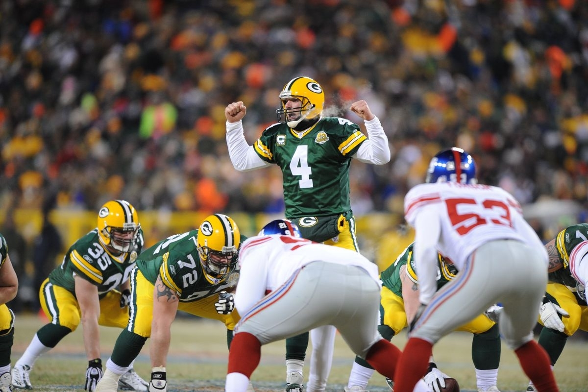 Brett Favre: Sorry Giants, Packers Will Win Super Bowl 51 with Brett Favre Super Bowl