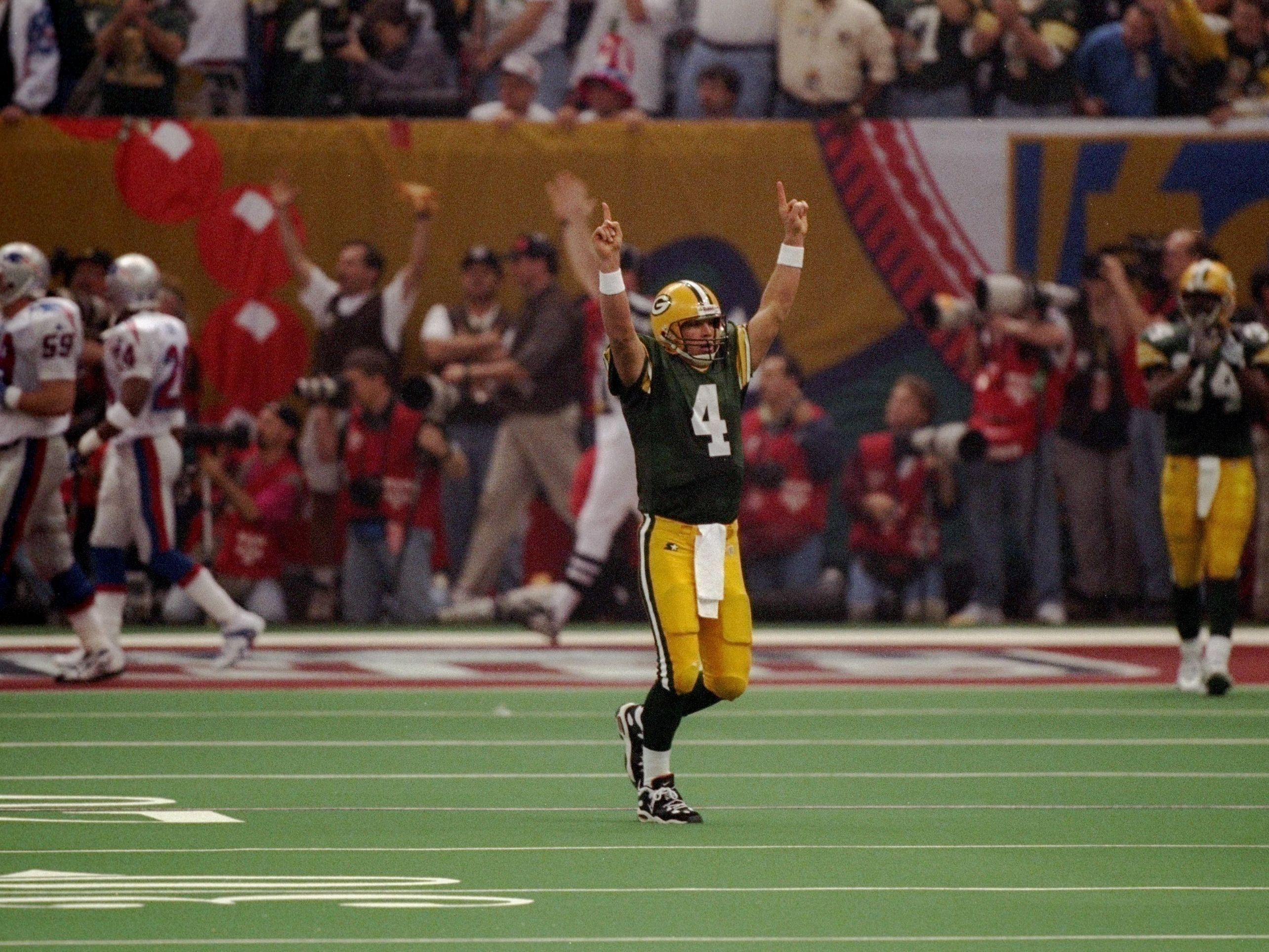 Brett Favre: Verachtet, Vergöttert, Verhasst - Und Am Ende for Brett Favre Super Bowl