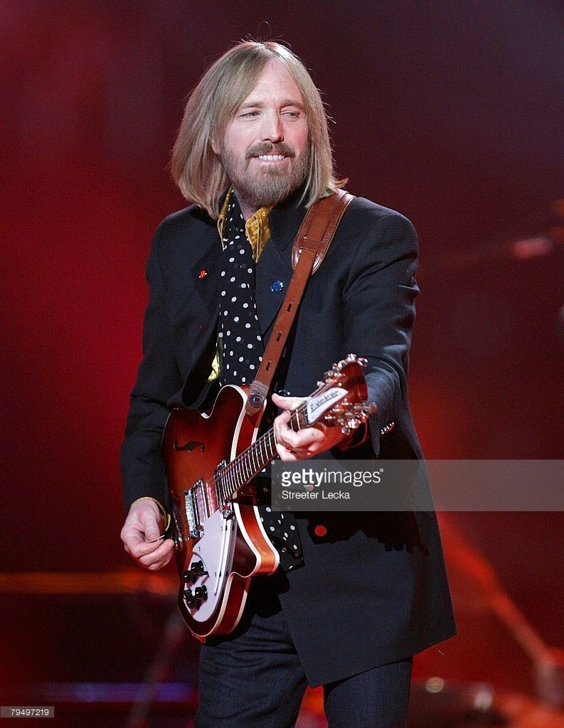 Bridgestone Super Bowl Xlii Halftime Show | Tom Petty ( I intended for Tom Petty Super Bowl